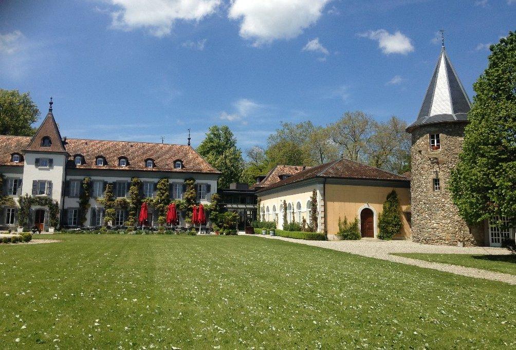 Chateau Bossey